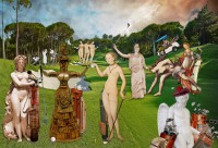 If Goddesses were CEOs: the Golf Course
